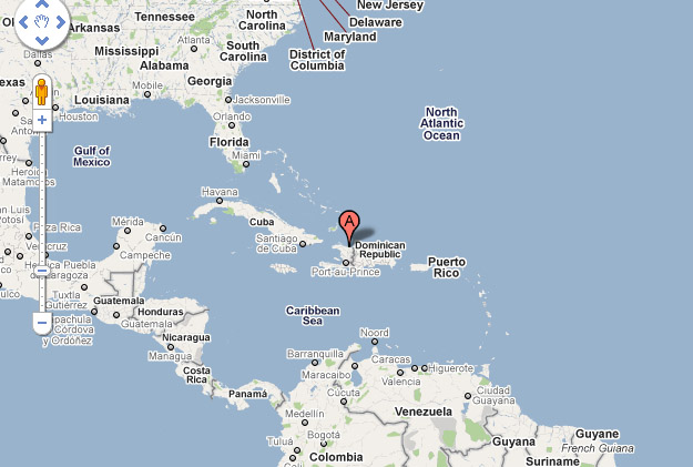 Where is Haiti Located? |